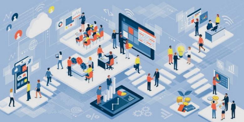 Digital transformation in practice